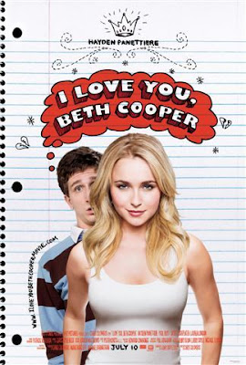 I Love You, Beth Cooper Poster