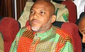 Govt Asks Court to Return Nnamdi Kanu to Prison