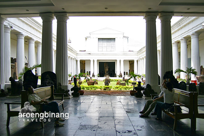 museum nasional indonesia arca bhairawa