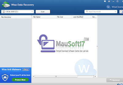 Wise Data Recovery 3.91.206