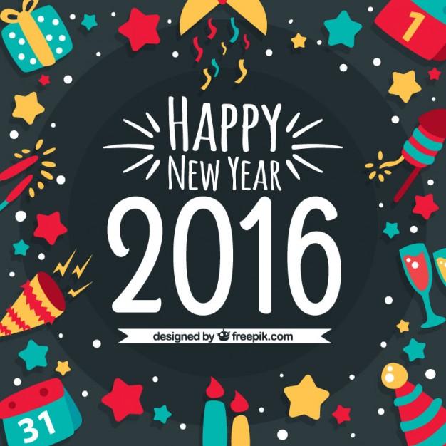 25 Vectores Gratis de 2016 para Tarjetas Navideñas   Saltaalavista Blog
