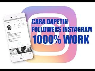 Cara Menggunakan Auto Followers dan Likes Instagram