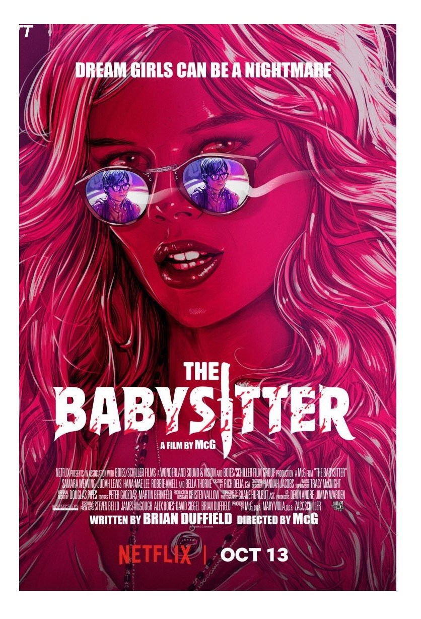 the babysitter 2017 full movie in english netflix