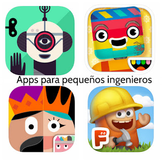 stem kids apps pequeños ingenieros