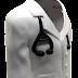 DOCTOR COAT PEN STAND