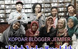 Kopdar Blogger Jember : Untuk Jember Yang Lebih Baik