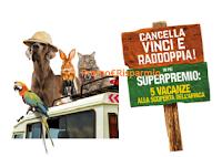 Logo Isola dei Tesori ''Grandi Marche per grandi amici'': vinci 10.000 premi, raddoppi o vinci l'Africa