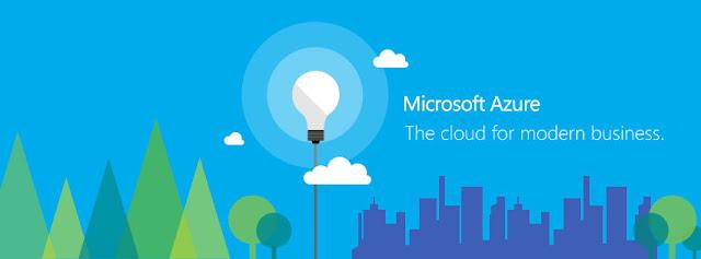 Microsoft Azure Penyedia Layanan Cloud Computing Murah