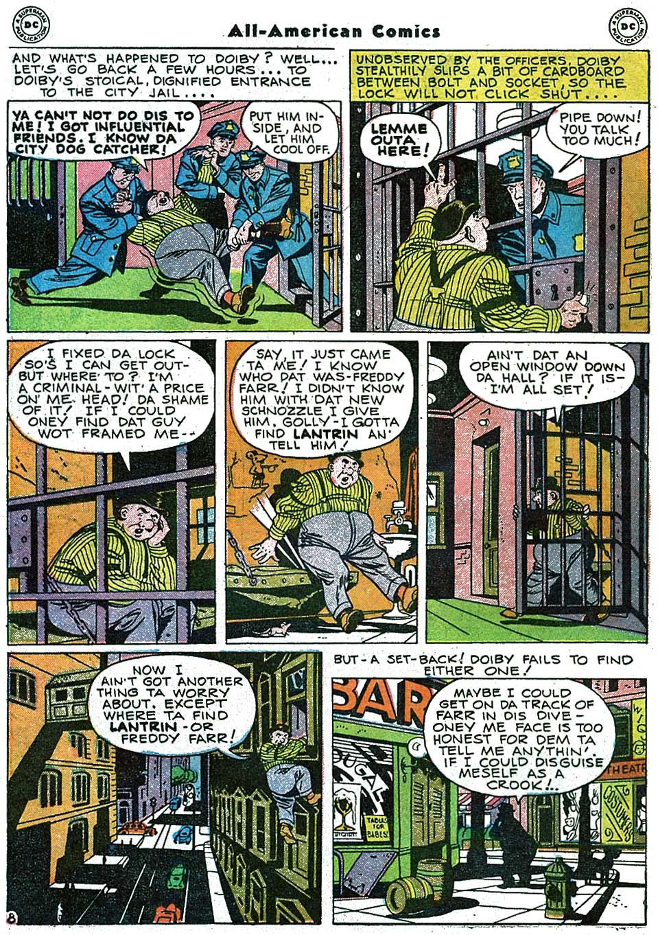 Read online All-American Comics (1939) comic -  Issue #84 - 18