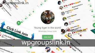 Tiger group only-User Submitted whatsapp Group links