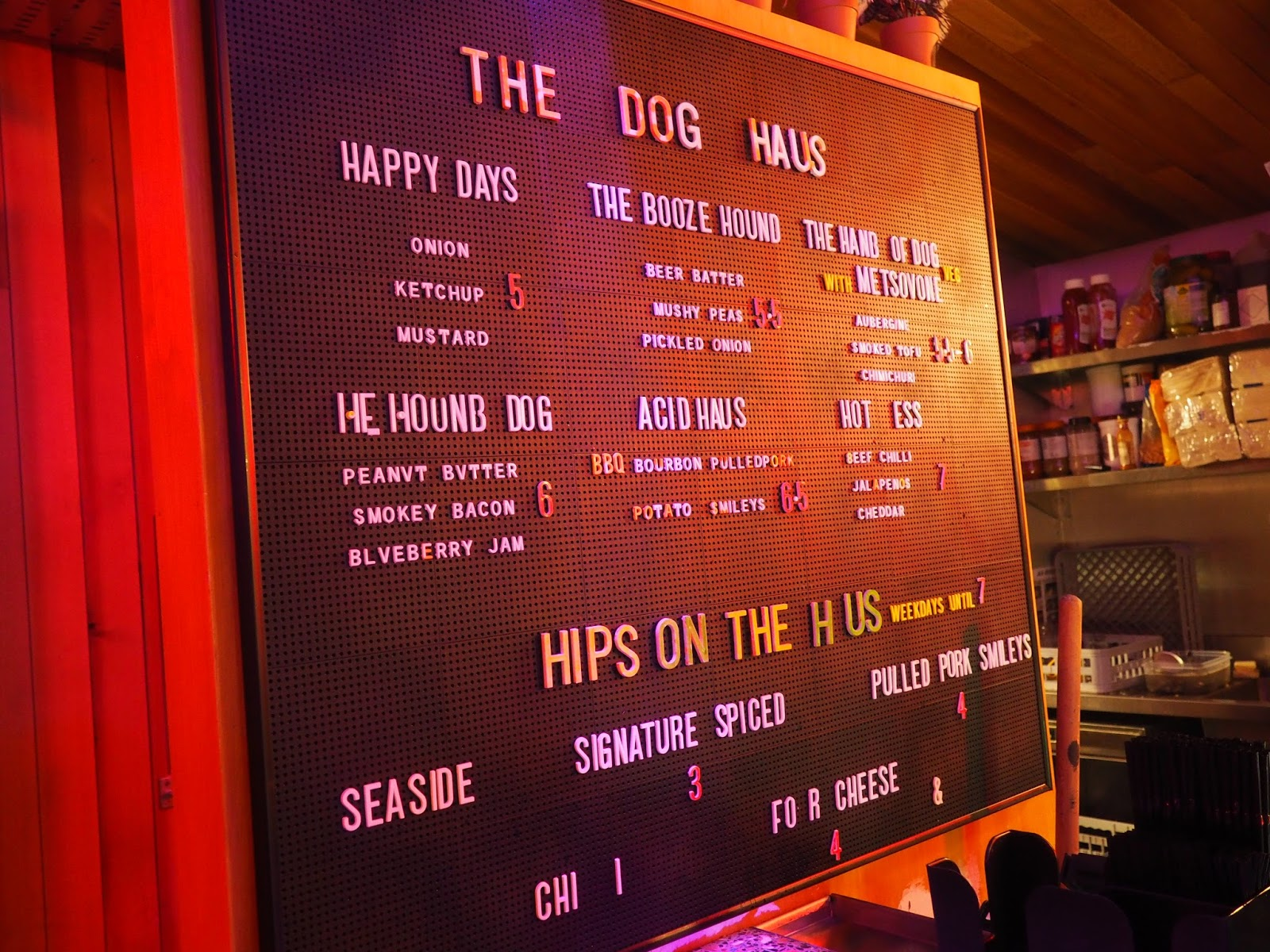 Brighton | Who's in the Dog Haus?