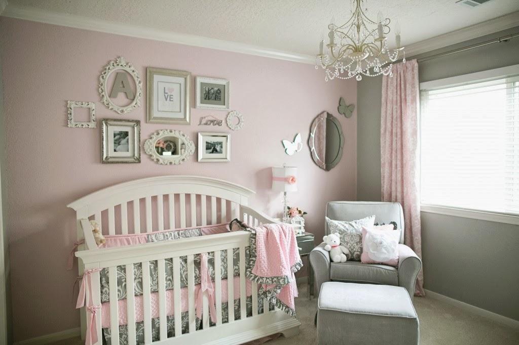 O Sapo e a Princesa Os 15 quartos mais fofos para bebs meninas