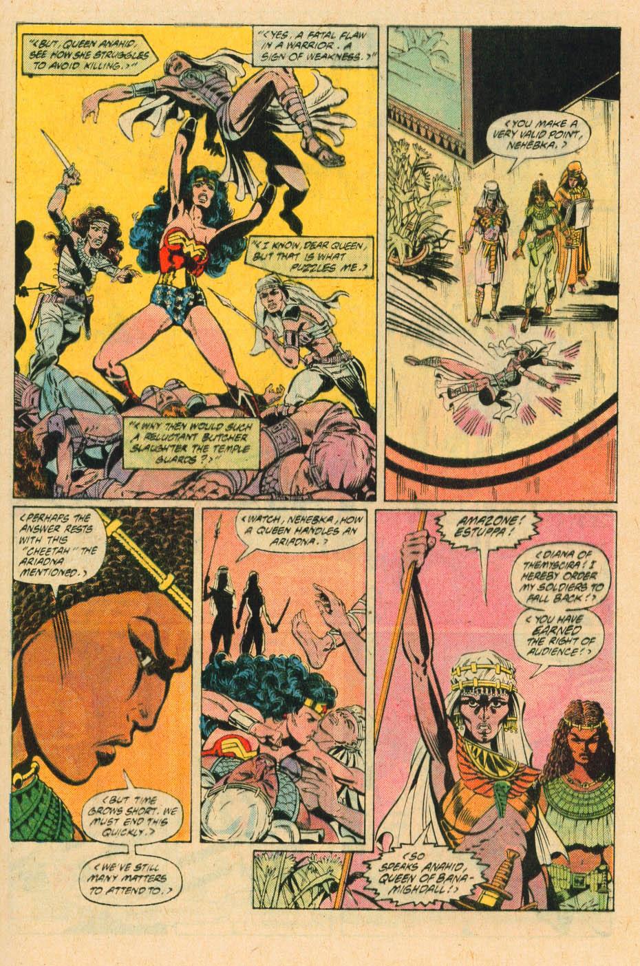 Read online Wonder Woman (1987) comic -  Issue #30 - 7