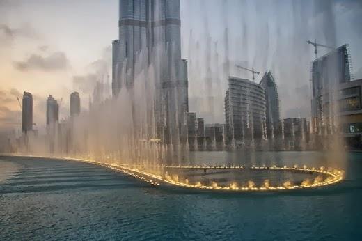 Travel Destinations: Burj Khalifa - The Height of Architectural Marvel