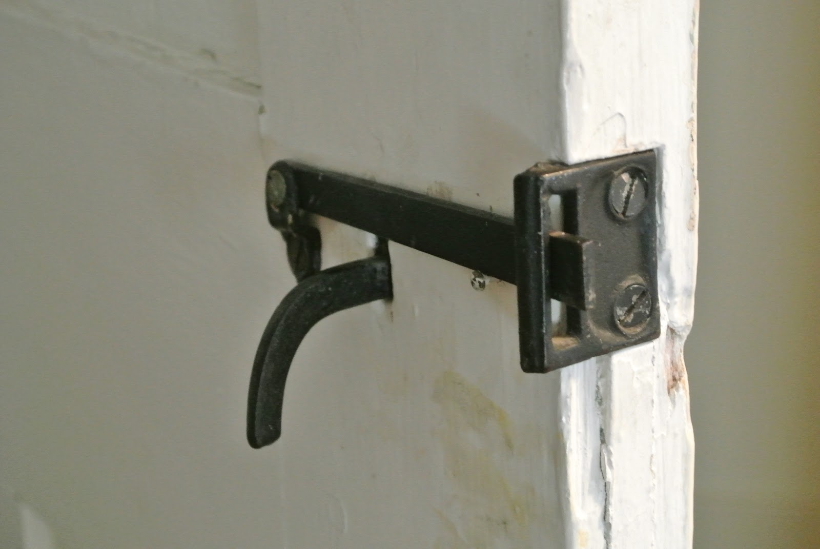 Life At Pugsley Blake Style Thumb Latch Hardware