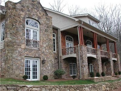 stone style house 04