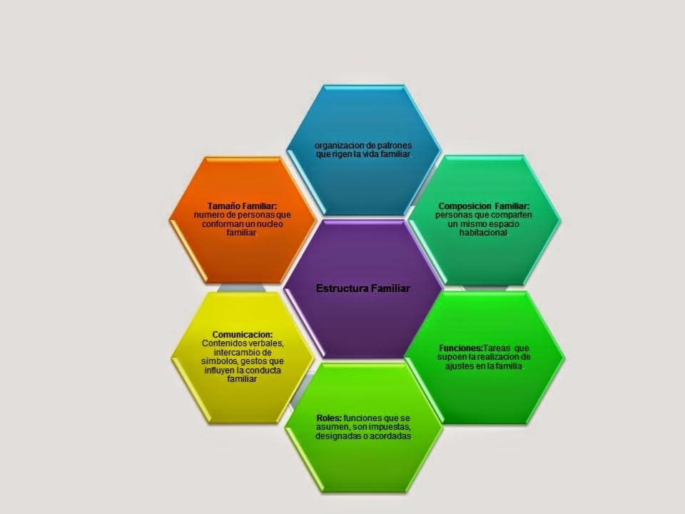 Estructura Familiar Agosto 2014