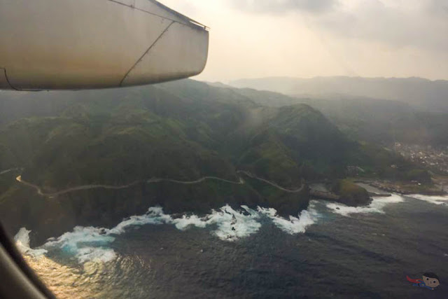 Flight to Batanes- Aerial View
