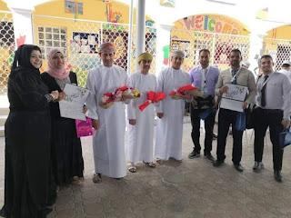 مدرسة عبد الرحمن بن عوف تتفوق دائما كتبت أميرة علي عندما تتطلع مدرسة عبد الرحمن بن عوف الخاصة بسلطنة عمان نحو المستقبل بأفق واسع