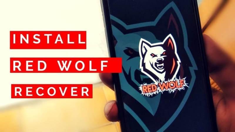 How to Install TWRP RedWolf Redmi Note 3 Pro / SE (Kenzo / Kate)
