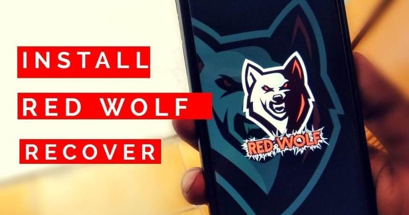 How to Install TWRP RedWolf Redmi Note 3 Pro / SE (Kenzo / Kate)