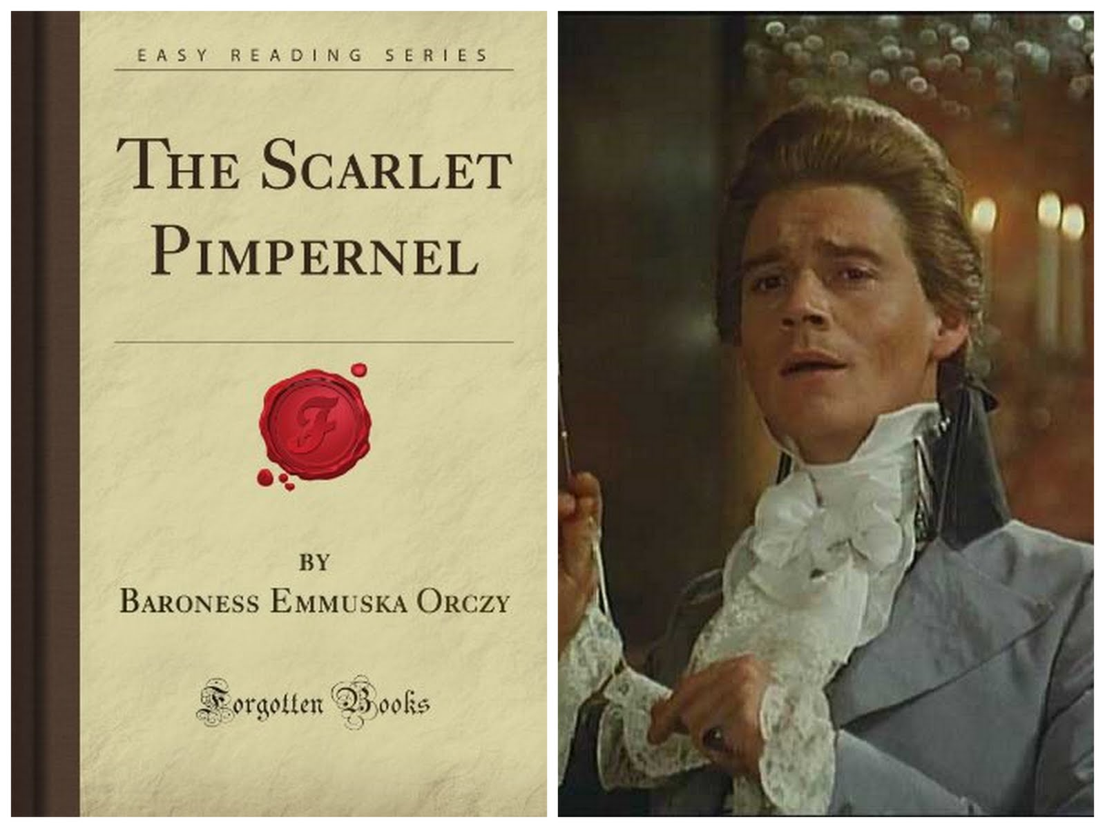 SET of 10 Scarlet Pimpernel Books by Baroness Orczy