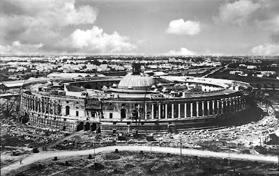From the Roli Archives: The Indian Parliament under construction.