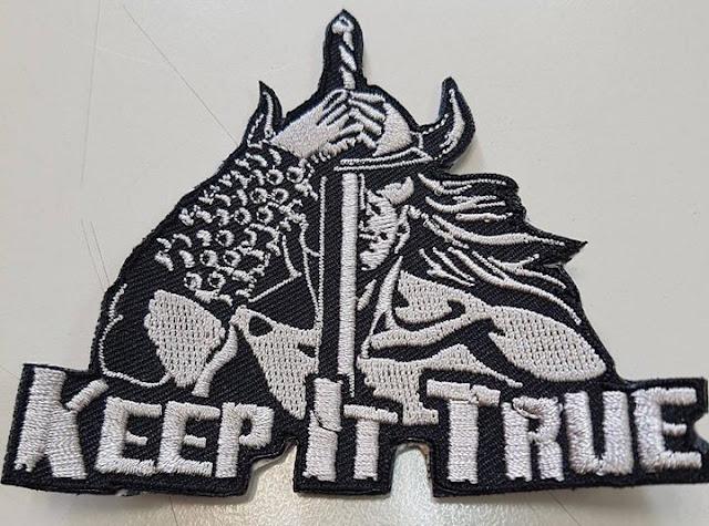 Το λογότυπο του Keep It True Festival