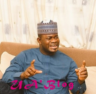 'Your parents didn't train you well' — Yahaya Bello blasts lawmakers who booed Buhari