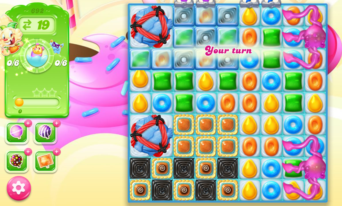 Candy Crush Jelly Saga level 692