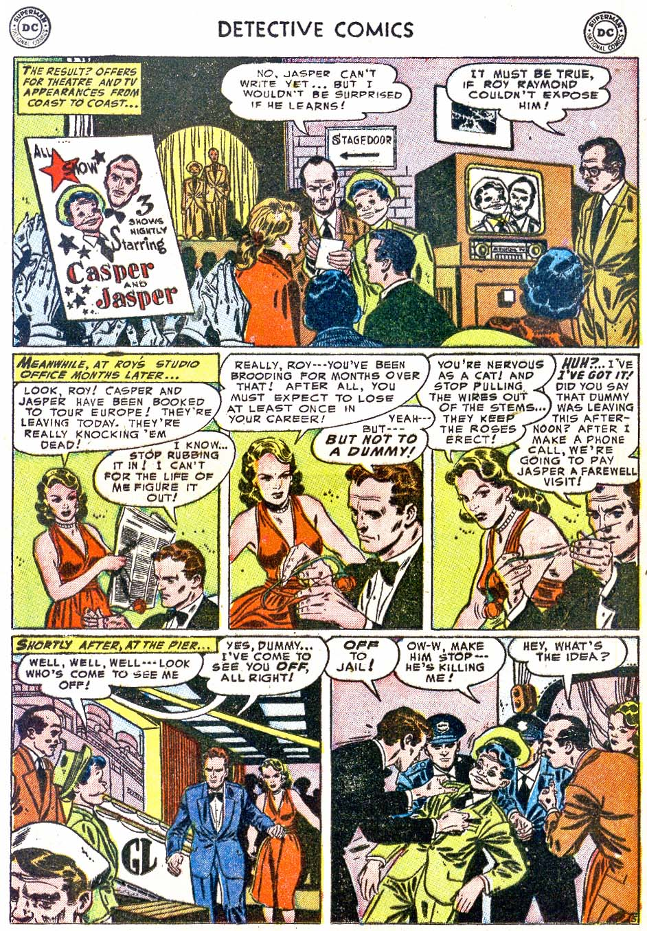 Detective Comics (1937) 202 Page 20