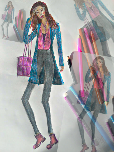#ultraviolet #trend #fashionblog