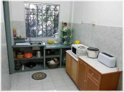 kumpulan desain dapur sederhana dan murah