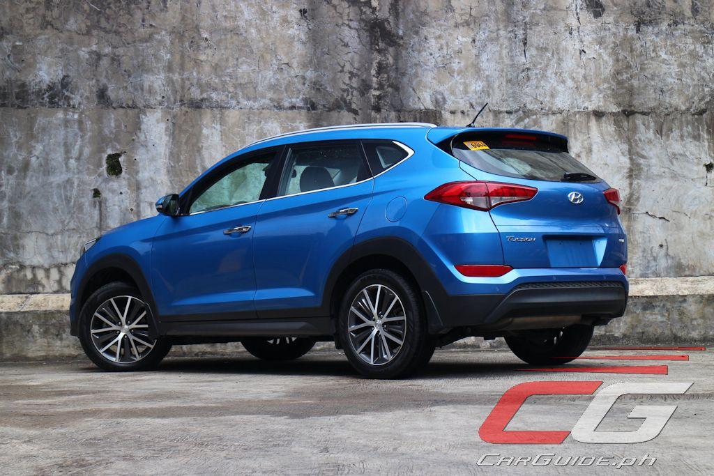 Review 2017 Hyundai Tucson 2 0 Gls Crdi 2wd Philippine