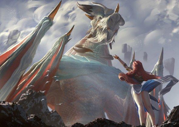 Sarayu Ruangvesh artstation deviantart arte ilustrações fantasia games