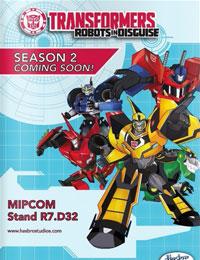 Transformers: Robots in Disguise (2015) Season 2