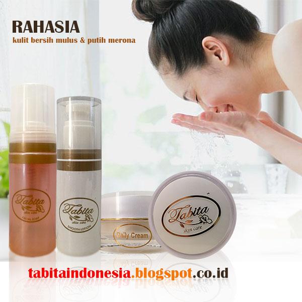 Cara Pemakaian Tabita Skin Care Yang Benar