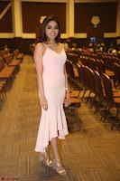 Aishwarya Devan in lovely Light Pink Sleeveless Gown 039.JPG