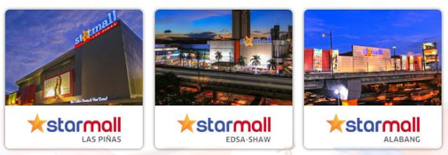 List of Starmall Branches Philippines