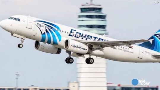 EgyptAir wreckage spotted in Mediterranean, Egypt says