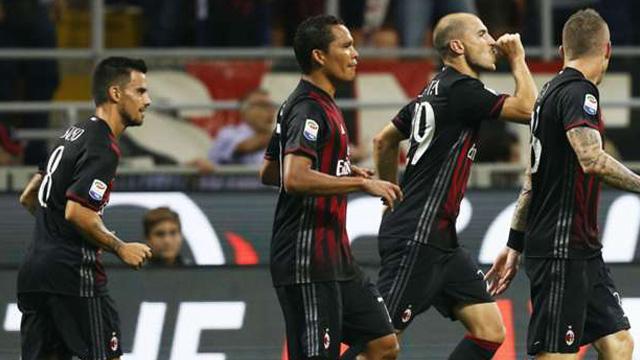 [Video] Cuplikan Gol AC Milan 4-3 Sassuolo (Liga Italia)
