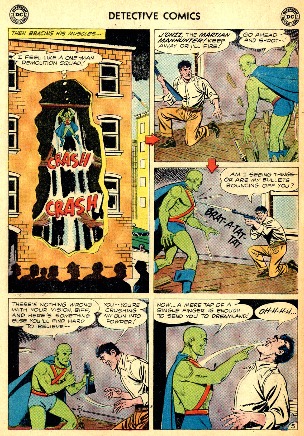 Detective Comics (1937) 287 Page 29