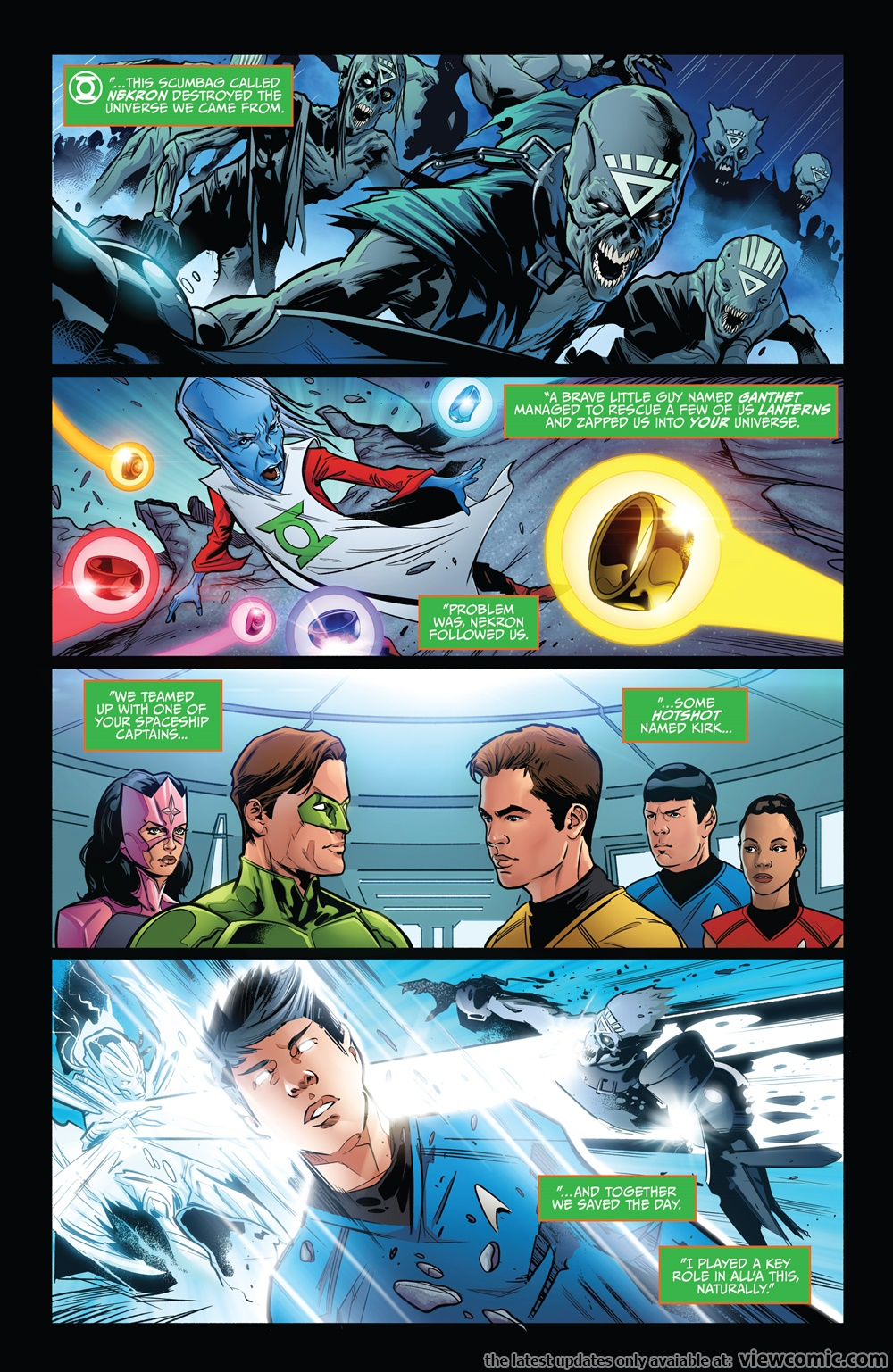 free comic book day star trek pdf