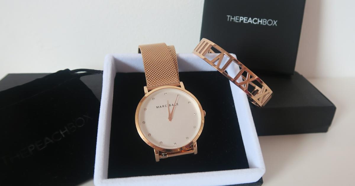 Marc Bale Watches Amp The Peach Box Kaiting Hearts