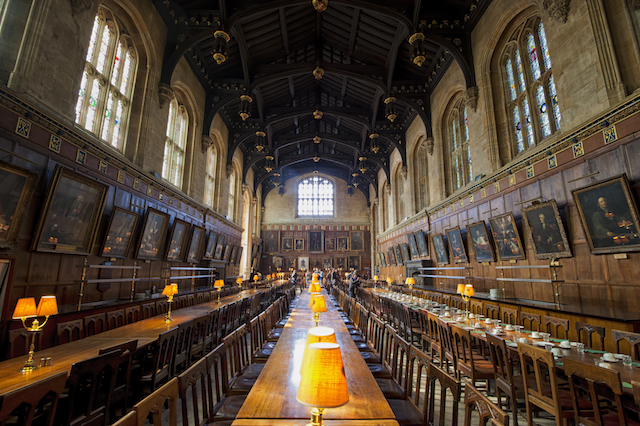 Chris Church College em Oxford