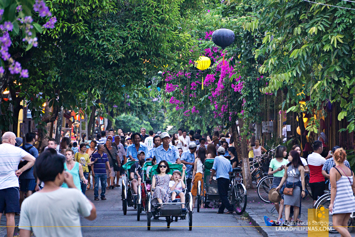 Hoi An Ancient Town Vietnam Tourists