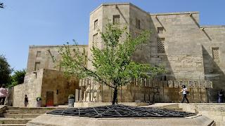 The garden of the Azerbaijan Ruler