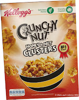 Kellogg's Crunchy Nut Honey Nut Clusters