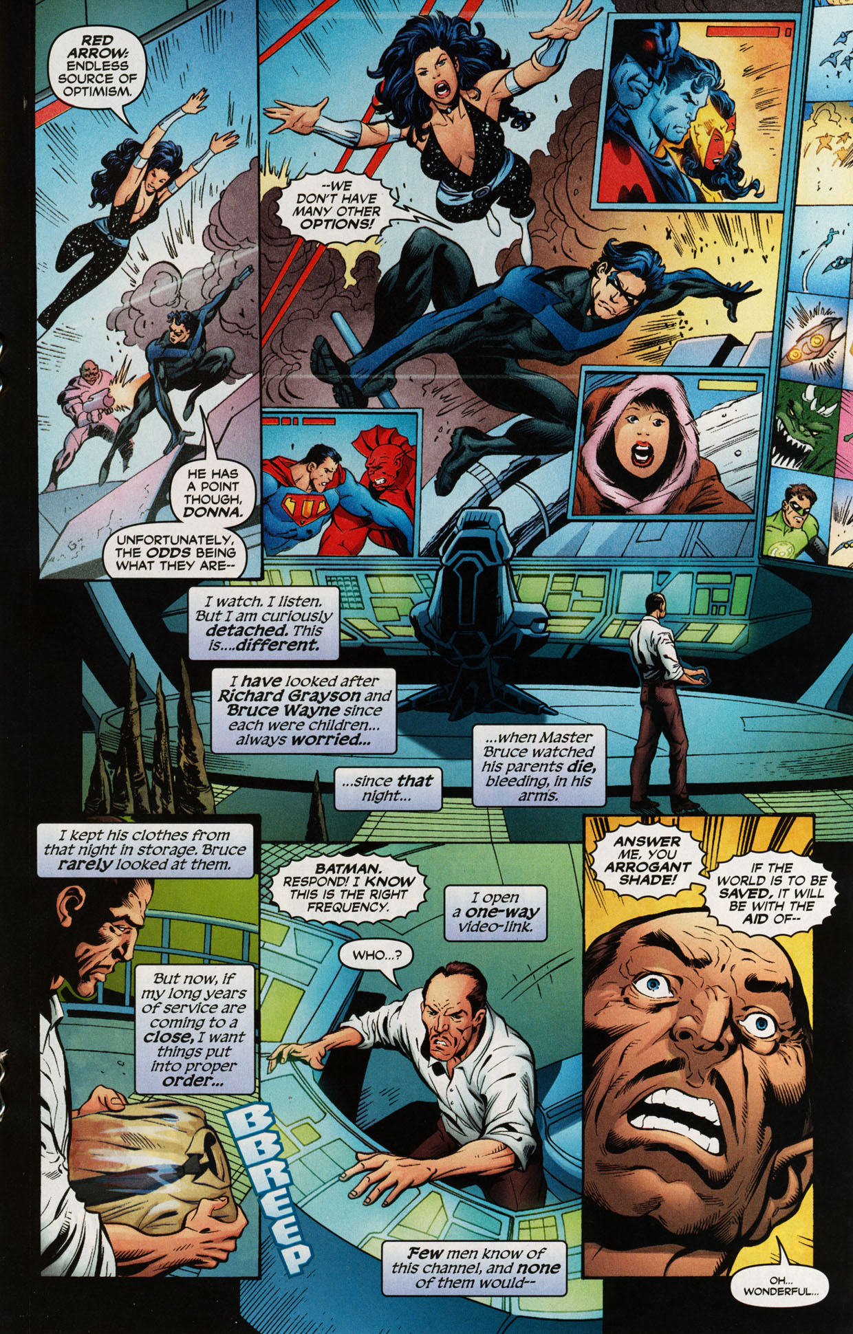 Read online Trinity (2008) comic -  Issue #47 - 18