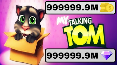Hack Talking Tom Full Tien, Kim Cuong, Vang Moi Nhat 2018